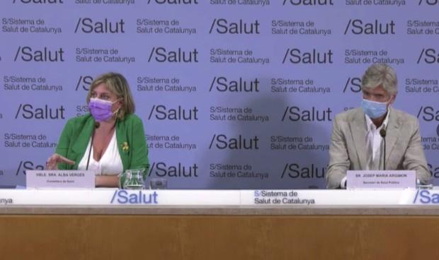 Covid-19: Cataluña multiplica las PCR diarias de 8.000 a 30.000