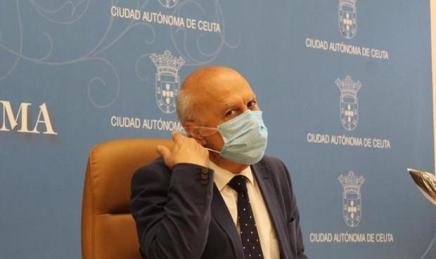 Covid-19: Ceuta impone el uso obligatorio de la mascarilla siempre