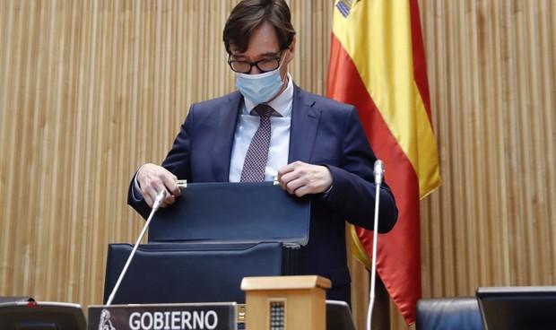 Covid-19: el Gobierno estudia tomar el control sanitario en Madrid