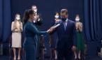 Covid-19: estos son los sanitarios que han recogido el Princesa de Asturias