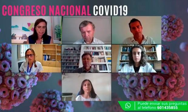 Covid-19: la hipertensión, la patología más frecuente en hospitalizados
