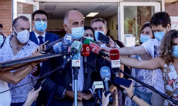 Covid-19: Madrid recomienda no salir de casa en zonas con más incidencia