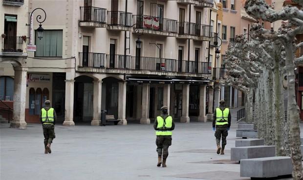 Covid-19 rebrotes: un juez autoriza el aislamiento de Aranda de Duero