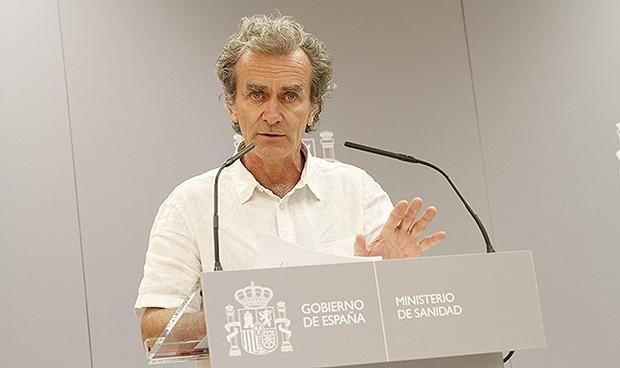 """Covid-19: Simón cifra en 361 los brotes y no cree que haya """"segunda ola"""""""