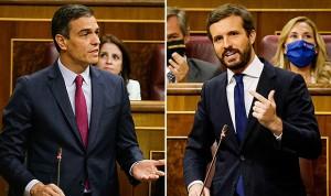"""Covid-19: Sánchez cita a Casado para """"despolitizar la pandemia"""""""