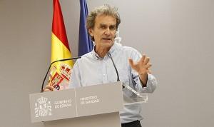 Covid-19: hay 2.100 sanitarios contagiados más en España en dos meses
