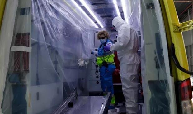 "Covid-19: transmisión ""controlada"", 0 contagios de sanitarios en 1 semana"