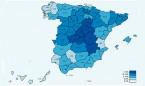Covid-19: tres provincias en España tienen una inmunidad cercana al 20%