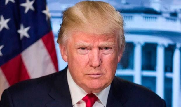 """Covid-19: Trump dice que España """"lo está pasando mal"""" por la pandemia"""