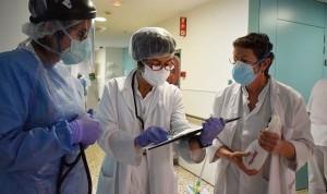 Europa: Solo Italia superó a España en médicos muertos por Covid en 2020