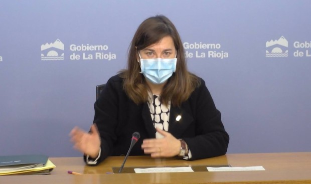 """Covid: Alba asegura que """"nadie en La Rioja se va a quedar sin vacunar"""""""