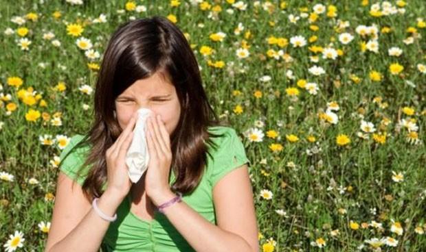 El efecto inesperado del Covid: bajan las urgencias por alergia primaveral