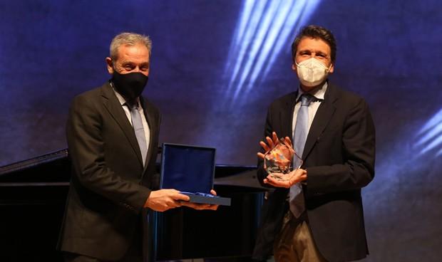 Covid: Arango recoge el premio Lundbeck a los profesionales de Salud Mental