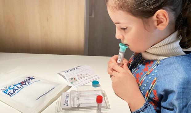 Covid: Ascires lanza la PCR de saliva para niños y personas vulnerables