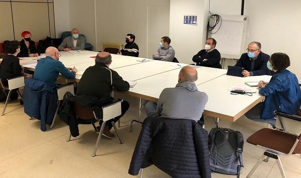 Covid: Los ayuntamientos cederán espacios para vacunar en Navarra