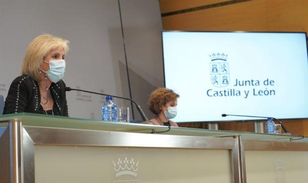 Covid-19: Castilla y León vacunará a 98.000 sanitarios a principios de año
