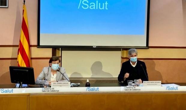 Covid: Cataluña vacunará a personas de 50 a 59 años a partir de este lunes