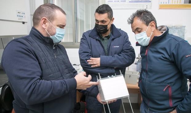 Covid: investigadores españoles crean un sistema capaz de inactivarlo