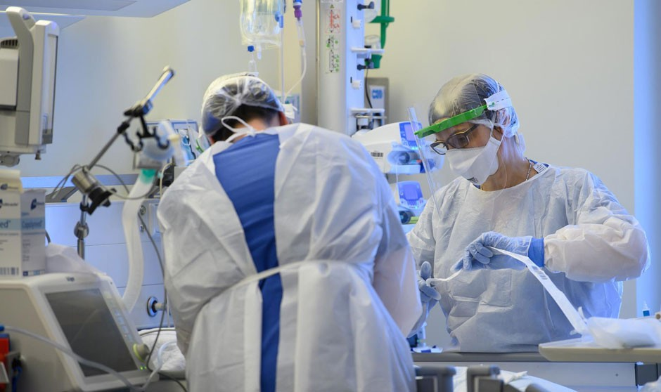 Solo 1 de cada 10 contagios Covid en sanidad se declara accidente laboral