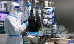 Covid: solo un 3% de los contagios en sanidad consta como accidente laboral