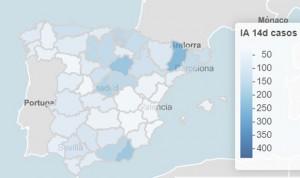Covid: crece la incidencia en el 60% de las provincias tras San José