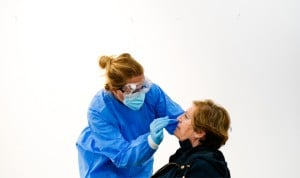 Covid-19 | Los cribados masivos evitan el 20-30% de infecciones diarias