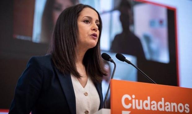 Covid: Cs ofrece al Gobierno su apoyo para decretar ya el estado de alarma