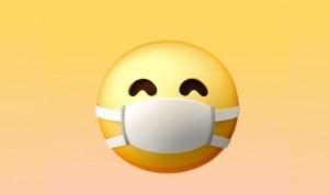 Covid: el emoji con la mascarilla se corona en las búsquedas de Google 2020