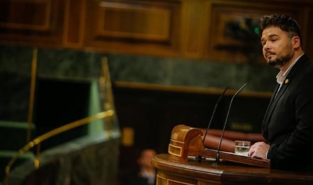 Covid: ERC estudia llevar a Comisión la regulación a sanitarios extranjeros