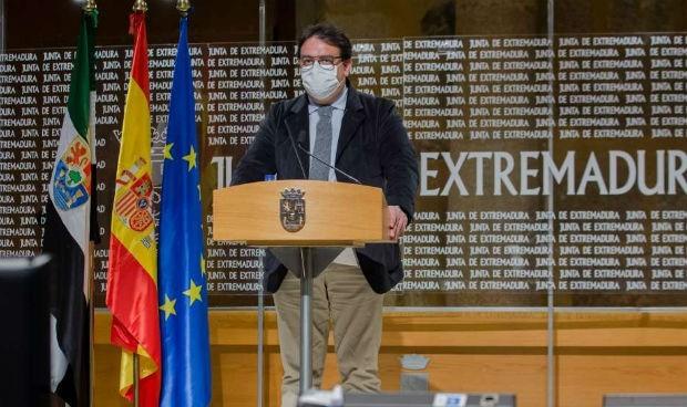 Covid: Extremadura abre las localidades con incidencia menor a 500 casos