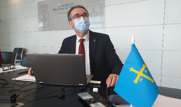 Covid: Fernández defiende el plan asturiano para frenar la transmisión