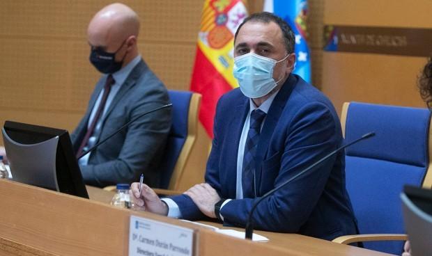 Covid: Galicia automatiza los test de antígenos con máquinas en Urgencias