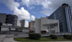 El Hospital de Cabueñes, primero en Asturias en suspender operaciones