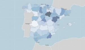 Covid: la incidencia del ISCIII sitúa a España por debajo de los 200 casos