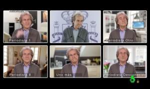 """Covid-19   Joaquín Reyes imita a Fernando Simón, """"el icono pop de 2020"""""""