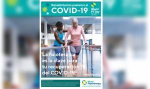 """Covid: la Fisioterapia, una """"referencia para dar respuesta al coronavirus"""""""