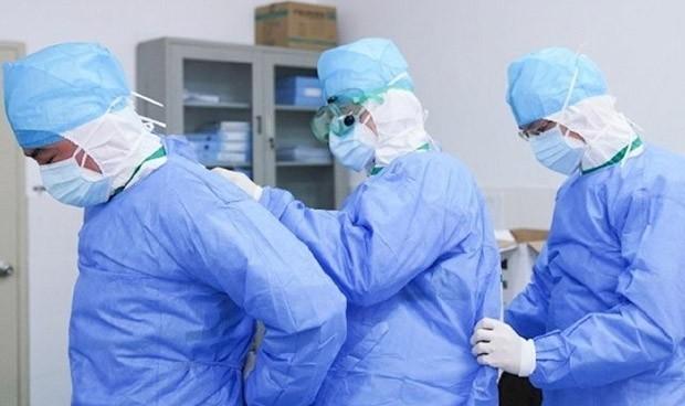 Covid: la OMS cifra en 4 millones los sanitarios contagiados en el mundo