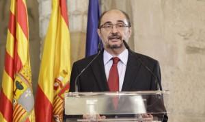 Lambán pedirá a Sanidad que homologue los datos de las CCAA sobre el Covid