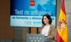 Covid Madrid: 142 farmacias y 60 clínicas dentales harán test de antígenos