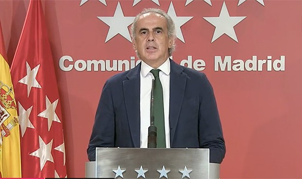 Covid: Madrid oficializa el cierre de 32 zonas de salud y el toque de queda