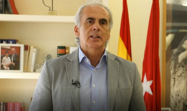 """Ruiz Escudero: """"Trabajamos en una propuesta para restringir la movilidad"""""""