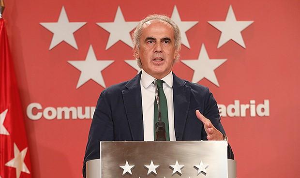 Covid Madrid: los contagios caen un 66% y los ingresos hospitalarios un 35%