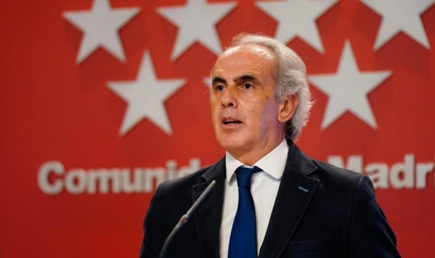 Madrid invierte 4 millones en compra de EPI, ropa hospitalaria y test Covid
