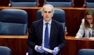 Covid: Madrid se queda sin dosis para vacunar más profesionales sanitarios