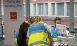 Covid: Madrid empieza a vacunar a pacientes de alto riesgo en 15 hospitales