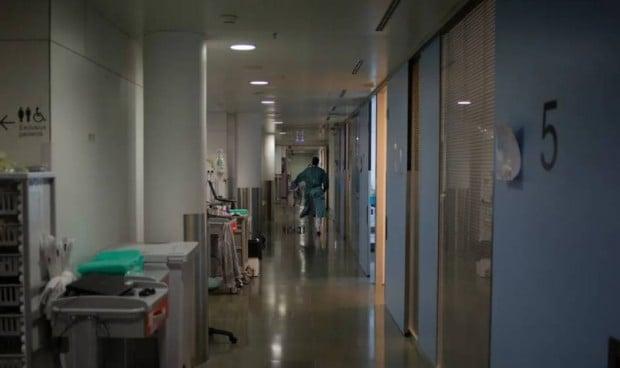 El riesgo al Covid en el hospital está en los pasillos y no en habitaciones