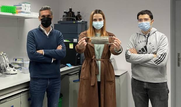 Covid | Crean material para recubrir mascarillas con efectividad del 99,99%