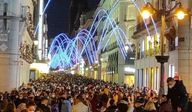 Covid | Balance total de Navidades en España: 2.415 muertes y 205.655 casos