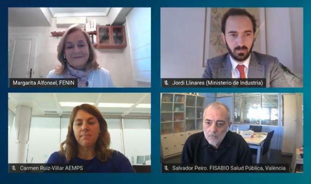 """""""El Covid es una oportunidad para reindustrializar España sanitariamente"""""""
