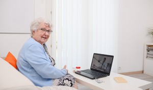 Covid|Oximesa atiende online a pacientes con patología respiratoria crónica